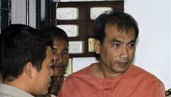 Američan jde do vězení, urazil thajského krále