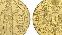 Česká mince má rekord. Cena činí 2,7 milionu