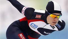 Erbanová na kilometru dobruslila těsně za medailí