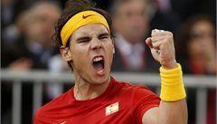 Španělsko slaví. Nadal vybojoval Davis Cup
