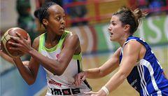 Basketbalistky Brna podlehly Montpellieru a jsou poslední