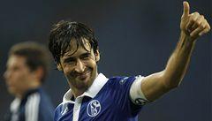 Schalke hrozí, že do Plzně pojede bez Raúla