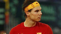 Finále Davis Cupu: Španělé vedou po prvním dnu 2:0