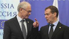 Volby jsou ruské, ne evropské, vzkázal Medveděv EU