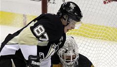 Hvězdného Crosbyho zase trápí příznaky otřesu mozku