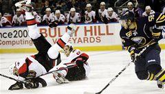 Nejlepší střelec NHL Michálek má otřes mozku
