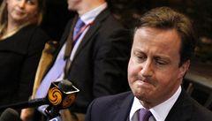 Neodlučujte se od Británie, naléhal Cameron na Skotsko