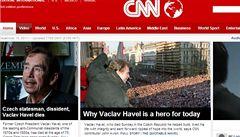 Úmrtí Václava Havla: pro svět to byla zpráva číslo jedna