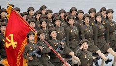 Jako za Kima. KLDR hrozí svatou válkou