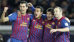 Nemá soupeře. Barcelona jasně ovládla rok 2011