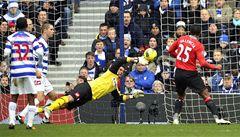 Černý hvězdy United nevychytal. Rooney a spol. zvítězili 2:0