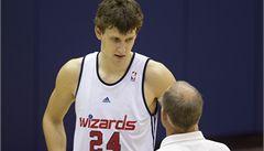 Veselý při debutu v NBA naházel dva body