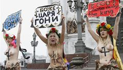 Nahé Ukrajinky prý v Bělorusku unesli a zneuctili