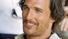 Herec Matthew McConaughey vydá svou první knihu. Nabídne poezii, modlitby a motivační citáty