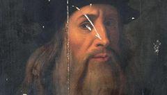 Zbiroh vystaví vzácný obraz s tváří da Vinciho