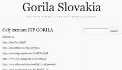 Spis Gorila: šéfka fondu jednala ve prospěch Penty