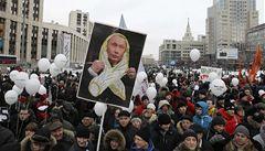Putin nemá ve volbách konkurenci, míní jeho úřad