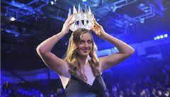 Kvitová ukončila čekání na titul šampionky