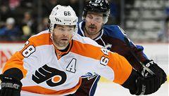 Jágr prokázal, že na NHL má i v 39 letech