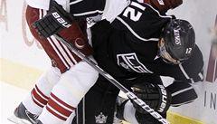 Otřes mozku vyřadil v NHL ze hry další tři hokejisty