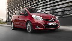 Toyota Yaris pro jinou generaci