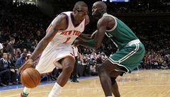 Spolumajitelem AS Řím se stala hvězda NBA Garnett