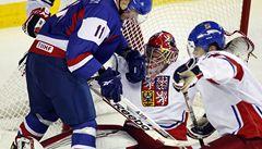 Hokejoví mladíci porazili Slováky. Skončili pátí