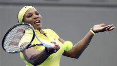 Nemám ráda sport a dřinu, tvrdí Serena Williamsová