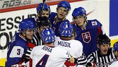 Hokejoví junioři: Ukázali jsme víc, než se čekalo