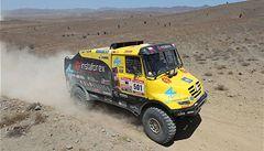 Většina Čechů bude na Rallye Dakar úzce spolupracovat