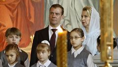 Ruský patriarcha kritizoval Putina s Medveděvem