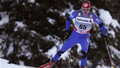 Skiatlon: Jakš dojel osmý, Bauer patnáctý