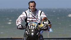 Při Rallye Dakar zahynul argentinský motocyklista