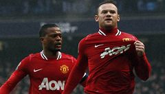 Rooney dvěma góly sestřelil Liverpool. Suáreze vypískali