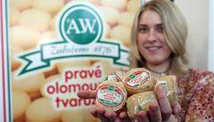 Tvarůžková cukrárna v Lošticích? Moučníky jdou na dračku