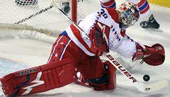 Neuvirth eliminoval střelce Montrealu, zařídil výhru
