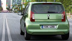 Škoda Citigo - nejdospělejší z malých