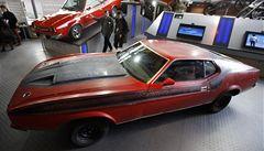 Které z klasických aut by Evropané chtěli v garáži? Ford Mustang