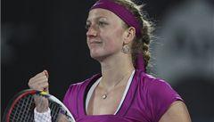Kvitová na Australian Open jako 'jednička'