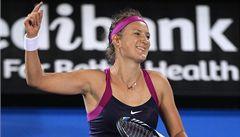 Turnaj v Sydney ovládla Azarenková