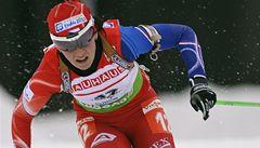 Ve sprintu biatlonistek bodovala z Češek jen Vítková