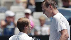 V Melbourne pokračují Berdych i Benešová