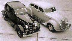 Legendy minulosti: Chrysler Airflow (1934)