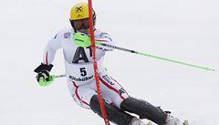 Hirscher při slalomu podvádí, horlí Chorvati