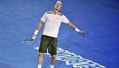 Skvělý Berdych tlačil Nadala. Ale neuspěl