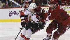 Michálka si do Utkání hvězd NHL vybral Alfredsson