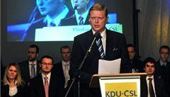 KDU-ČSL: Vstanou z mrtvých, neboť se hodí do každé vlády
