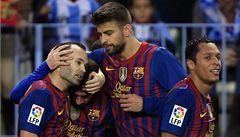 Messi zaznamenal další hattrick. Barcelona nezaváhala