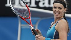 Benešová a Berdych jsou v Melbourne v osmifinále