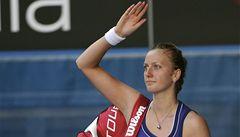 Kvitová se loučí s Australian Open před branami finále